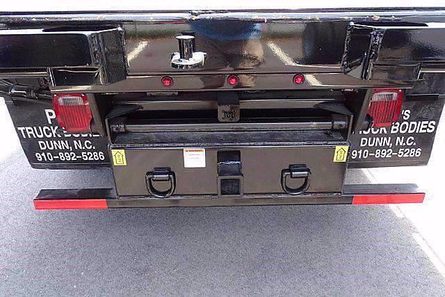 2021 Silverado 5500 Regular Cab DRW 4x2,  PJ's Truck Bodies Landscape Dump #CM48840 - photo 6