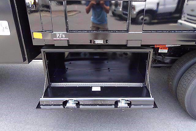 2021 Silverado 5500 Regular Cab DRW 4x2,  PJ's Truck Bodies Landscape Dump #CM48840 - photo 7