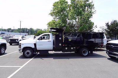 2021 Chevrolet Silverado 5500 Regular Cab DRW 4x2, PJ's Landscape Dump #CM48840 - photo 3