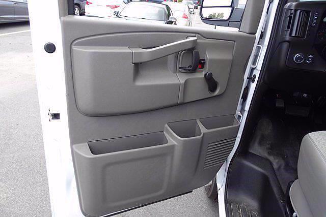 2021 Chevrolet Express 3500 4x2, Rockport Cargoport Cutaway Van #CM50806 - photo 17
