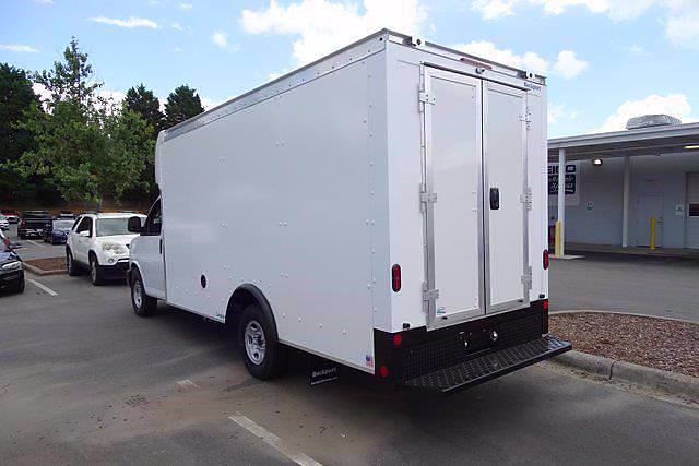 2021 Chevrolet Express 3500 4x2, Rockport Cargoport Cutaway Van #CM50806 - photo 4