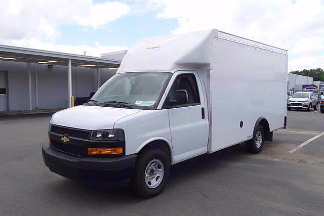2021 Chevrolet Express 3500 4x2, Rockport Cargoport Cutaway Van #CM50806 - photo 2