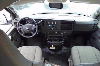 2021 Chevrolet Express 3500 4x2, Rockport Cargoport Cutaway Van #CM50806 - photo 11