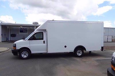 2021 Chevrolet Express 3500 4x2, Rockport Cargoport Cutaway Van #CM50806 - photo 3