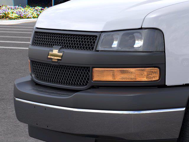 2021 Chevrolet Express 2500 4x2, Knapheide KVE Upfitted Cargo Van #FM50911 - photo 11