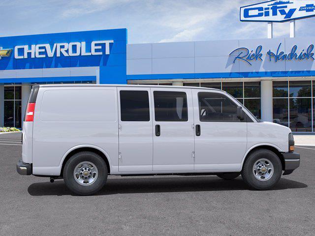 2021 Chevrolet Express 2500 4x2, Knapheide KVE Upfitted Cargo Van #FM50911 - photo 5