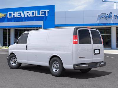 2021 Chevrolet Express 2500 4x2, Knapheide KVE Upfitted Cargo Van #FM50911 - photo 4