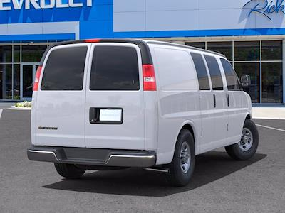2021 Chevrolet Express 2500 4x2, Knapheide KVE Upfitted Cargo Van #FM50911 - photo 2