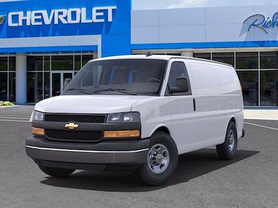2021 Chevrolet Express 2500 4x2, Knapheide KVE Upfitted Cargo Van #FM50911 - photo 6