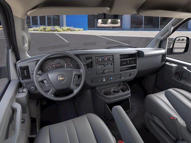 2021 Chevrolet Express 2500 4x2, Knapheide KVE Upfitted Cargo Van #CM50938 - photo 12
