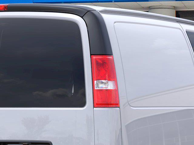 2021 Chevrolet Express 2500 4x2, Knapheide KVE Upfitted Cargo Van #CM50938 - photo 9