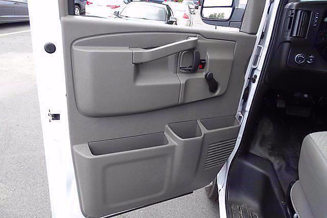 2021 Chevrolet Express 3500 4x2, Rockport Cargoport Cutaway Van #CM51116 - photo 17