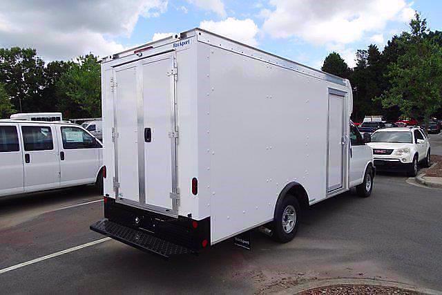 2021 Chevrolet Express 3500 4x2, Rockport Cargoport Cutaway Van #CM51116 - photo 3