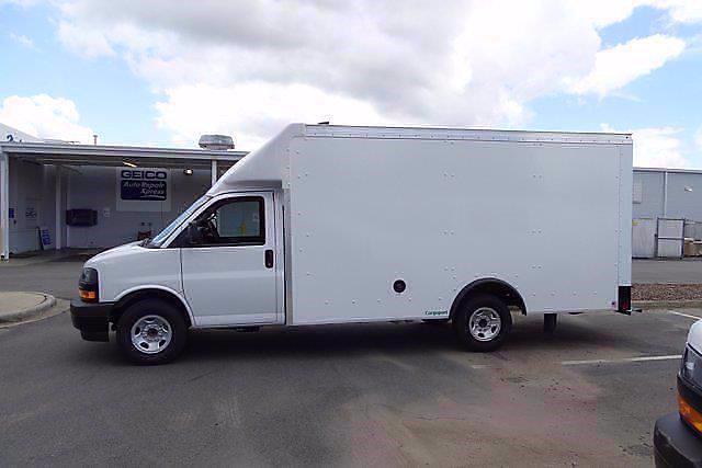 2021 Chevrolet Express 3500 4x2, Rockport Cargoport Cutaway Van #CM51116 - photo 5