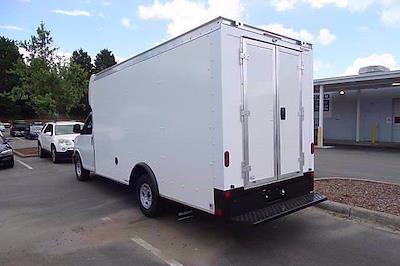 2021 Chevrolet Express 3500 4x2, Rockport Cargoport Cutaway Van #CM51116 - photo 2