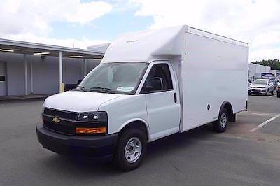 2021 Chevrolet Express 3500 4x2, Rockport Cargoport Cutaway Van #CM51241 - photo 4