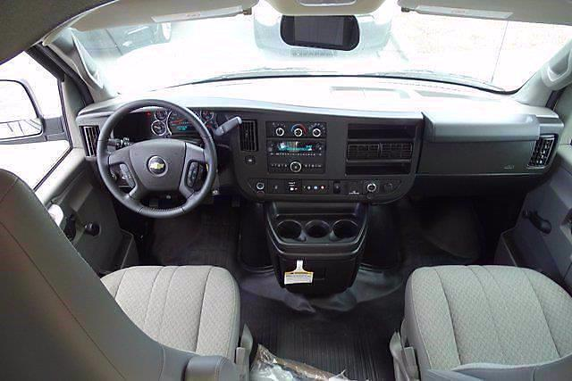 2021 Chevrolet Express 3500 4x2, Rockport Cargoport Cutaway Van #CM51302 - photo 11