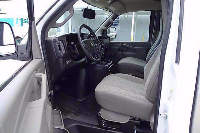2021 Chevrolet Express 3500 4x2, Rockport Cargoport Cutaway Van #CM51302 - photo 13
