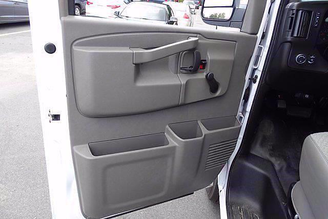 2021 Chevrolet Express 3500 4x2, Rockport Cargoport Cutaway Van #CM51302 - photo 17