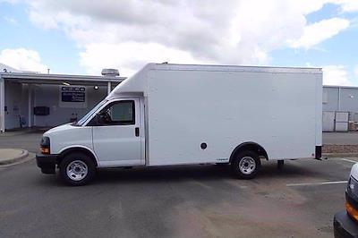 2021 Chevrolet Express 3500 4x2, Rockport Cargoport Cutaway Van #CM51302 - photo 4