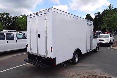 2021 Chevrolet Express 3500 4x2, Rockport Cargoport Cutaway Van #CM51302 - photo 2