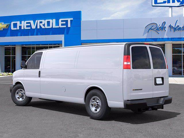 2021 Chevrolet Express 2500 4x2, Knapheide Empty Cargo Van #CM51323 - photo 2
