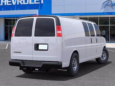 2021 Chevrolet Express 2500 4x2, Knapheide Empty Cargo Van #CM51323 - photo 3