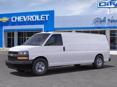 2021 Chevrolet Express 2500 4x2, Knapheide Empty Cargo Van #CM51323 - photo 4
