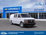 2021 Chevrolet Express 2500 4x2, Knapheide Empty Cargo Van #CM51323 - photo 1