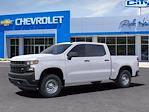2021 Chevrolet Silverado 1500 Crew Cab 4x4, Pickup #CM51541 - photo 3