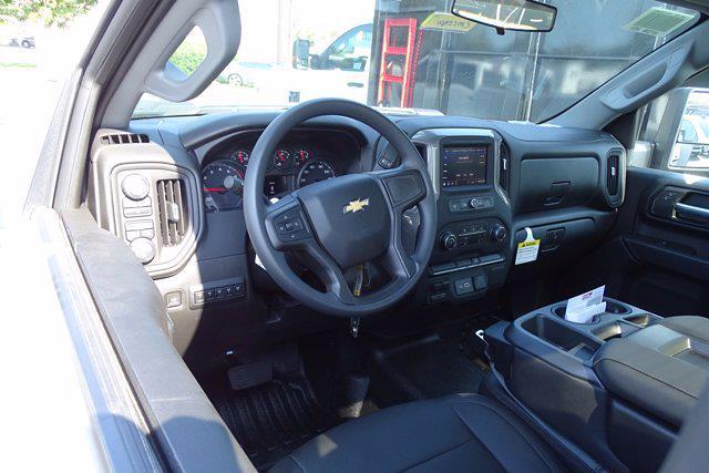 2021 Silverado 3500 Regular Cab AWD,  Reading Classic II Steel Service Body #CM53884 - photo 8