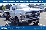 2021 Silverado 5500 Crew Cab DRW 4x4,  Cab Chassis #CM56508 - photo 1