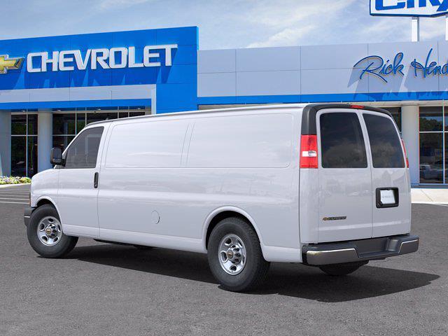 2021 Chevrolet Express 2500 4x2, Knapheide KVE Upfitted Cargo Van #CM62421 - photo 4
