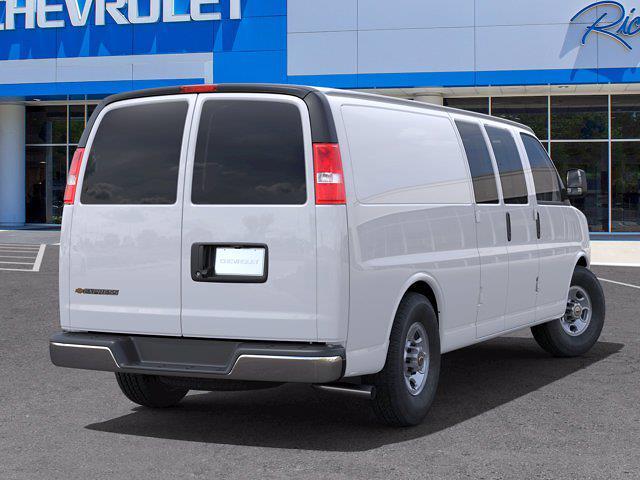 2021 Chevrolet Express 2500 4x2, Knapheide Upfitted Cargo Van #CM62421 - photo 1