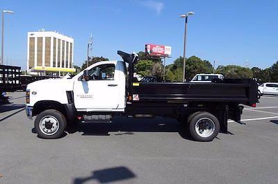 2021 Silverado 4500 Regular Cab DRW 4x4,  Monroe Truck Equipment MTE-Zee Dump Body #CM62951 - photo 2