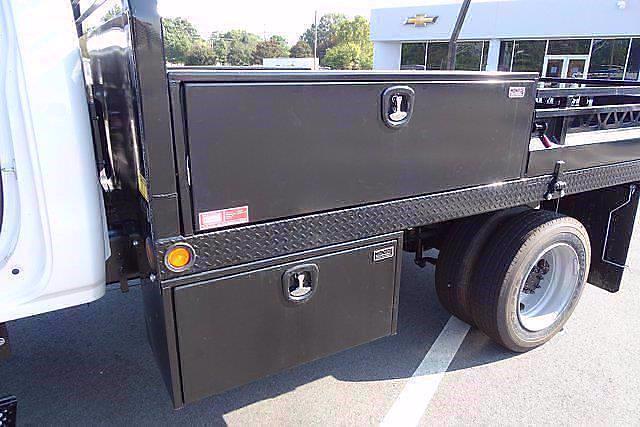2021 Silverado 4500 Regular Cab DRW 4x4,  Blue Ridge Manufacturing (Freedom) ProContractor Body #CM62952 - photo 8