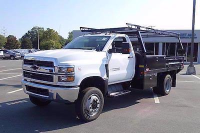 2021 Silverado 4500 Regular Cab DRW 4x4,  Blue Ridge Manufacturing (Freedom) ProContractor Body #CM62952 - photo 5