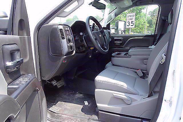 2021 Silverado 4500 Crew Cab DRW 4x4,  Reading Landscaper SL Landscape Dump #CM64141 - photo 10