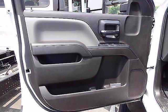2021 Chevrolet Silverado 4500 Crew Cab DRW 4x4, Reading Landscaper SL Landscape Dump #CM64141 - photo 14