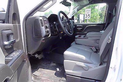 2021 Chevrolet Silverado 4500 Crew Cab DRW 4x4, Reading Landscaper SL Landscape Dump #CM64141 - photo 10