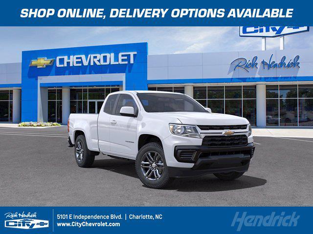 2021 Chevrolet Colorado Extended Cab 4x2, Pickup #CM64610 - photo 1