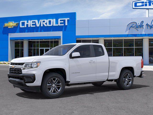2021 Chevrolet Colorado Extended Cab 4x2, Pickup #CM64610 - photo 3