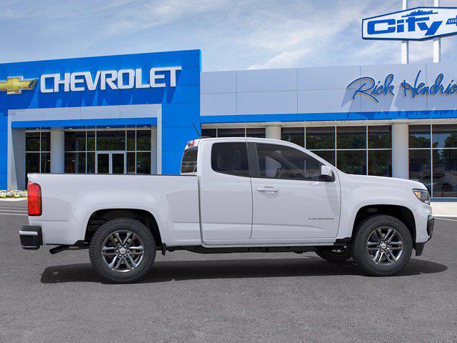 2021 Chevrolet Colorado Extended Cab 4x2, Pickup #CM64610 - photo 5