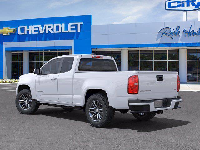 2021 Chevrolet Colorado Extended Cab 4x2, Pickup #CM64943 - photo 4