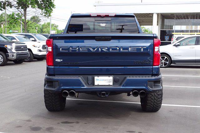 2020 Chevrolet Silverado 1500 Crew Cab 4x4, Pickup #CM66153A - photo 8