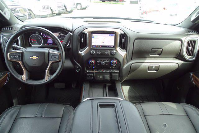 2020 Chevrolet Silverado 1500 Crew Cab 4x4, Pickup #CM66153A - photo 17
