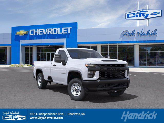 2021 Chevrolet Silverado 2500 Regular Cab 4x2, Pickup #CM73379 - photo 1
