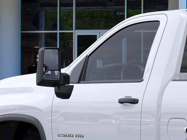 2021 Chevrolet Silverado 2500 Regular Cab 4x2, Pickup #CM73448 - photo 10