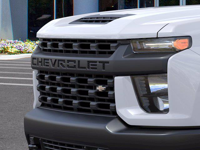 2021 Chevrolet Silverado 2500 Regular Cab 4x2, Pickup #CM73448 - photo 11