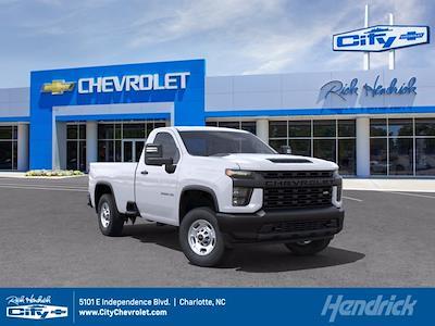 2021 Chevrolet Silverado 2500 Regular Cab 4x2, Pickup #CM73448 - photo 1